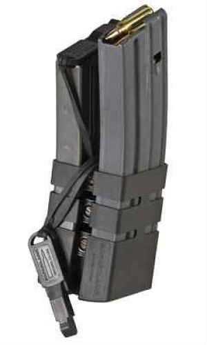 Safariland 774 Mag Pouch Black AR-15 Magazine Clip On Belt Attachment 774-215-13