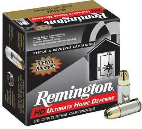 Remington Hd38Sb Ulthd 38 Sp +P 125 Bjhp Per 25 Ammunition