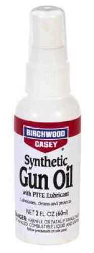 Birchwood Casey Synthetic Gun Oil 2 Oz Pump Md: 44123