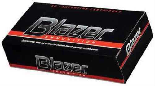 CCI Blazer Pistol Ammunition 380 95 Grain TMJ 50/Bx Size 380/95Gr/TMJ
