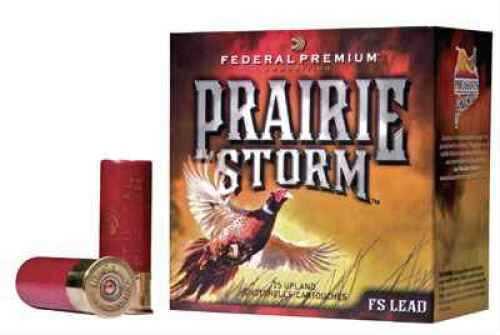 Federal Pf129fs4 Prairie Storm 12 Ga 3In 1 5/8 Oz # 4 Per 25 Ammunition Case Price 250 Rounds