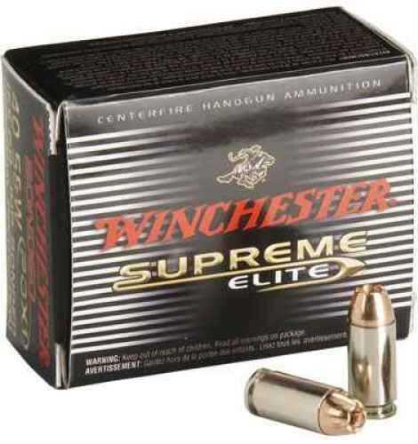 Winchester 44 Rem Mag 240 Grain Supreme Elite Dual Bond 20 Rds Ammunition S44RMDB