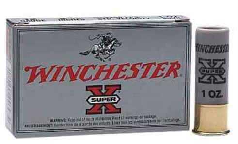 "SuPer X BRI Sabot Slug Winchester 12 Gauge, 3"", 1Oz, Per 5 Md: XRS123"