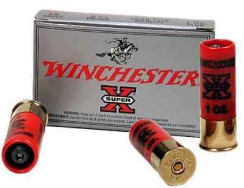 """Super X Rifled Slug Winchester 12 Gauge 2 3/4"""" 1Oz Per 5 Ammunition Md: X12Rs15"""