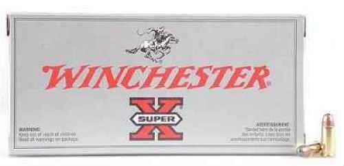 Winchester 38 SPC+P 125 Grain JHP 50Bx