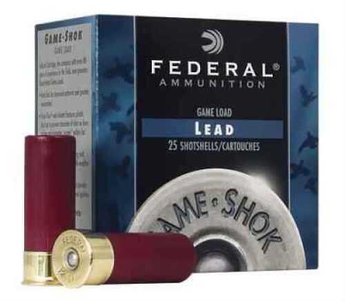 FederalFederal High Brass 12 Ga. 2 3/4
