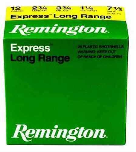 """Remington 12 Gauge 2 3/4"""" 1 1/4 Oz #2 Lead Shot 25 Rounds Per Box Ammunition Md: SP122 Case Price 250 Rounds"""