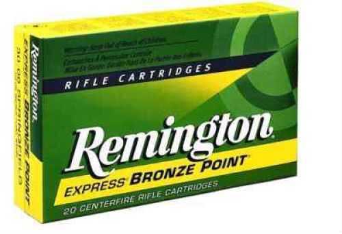 Remington 21311 Remington 22-250 55 Grain Pointed Soft Point 20 200 R22501