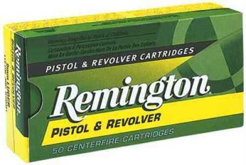 Remington 38 Short Colt 125 Grain Lead Round Nose Ammunition Md: R38SC