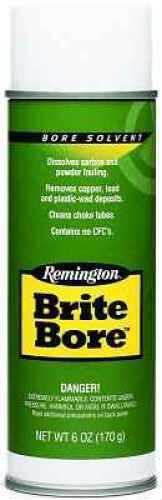 Remington Brite Bore 6 Oz. Aerosol Md: 18394