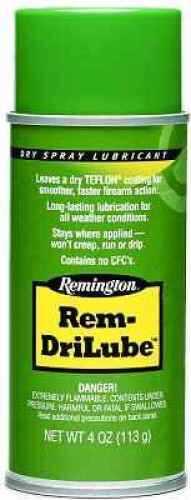 Remington DriLube 4 Oz. Aerosol Md: 18396