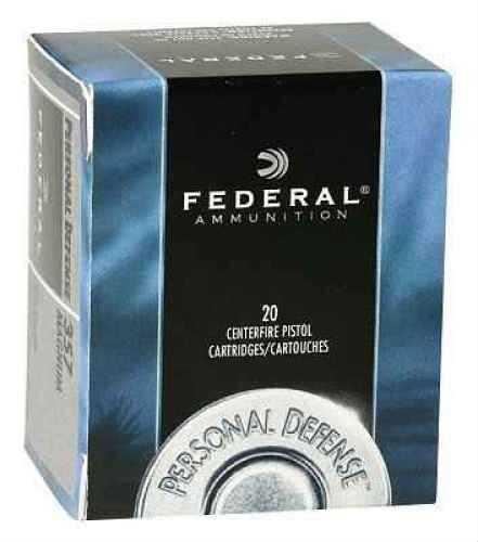 Federal 357 Magnum 357 Mag 158 Grain Hi-Shok Jacketed Hollow Point Ammunition Md: C357E