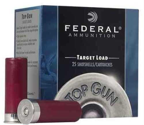 "Federal 20 Gauge Top Gun Target Loads 2 3/4"" 3 Dram 7/8Oz 9 Shot Per 25 Ammunition Md: TG209"