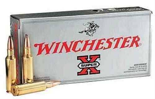 Winchester 250 Savage 100 Grain Silvertip Ammunition Md: X2503