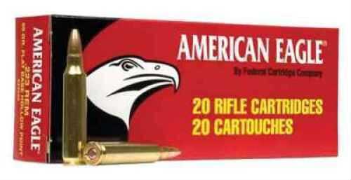 Federal 223 Remington 62 Grain Full Metal Jacket Ammunition Md: AE223N