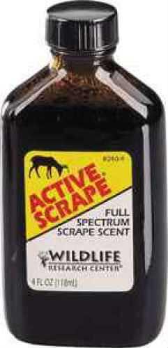 Wildlife Research ActiveScrape Time Release Formula 4 oz. Model: 240-4