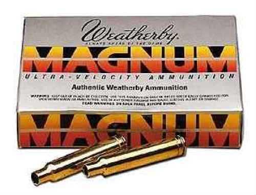 Weatherby Unprimed Brass For 30-378 Weatherby 20/Box Md: Brass303