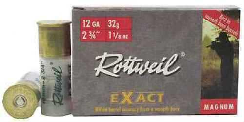 "RottweilExact 12ga Magnum, 12ga, 2.75""Slug/5 Md: 2317468"