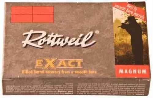 "Ruag Ammotec USA Inc 2317470 Rottweil Exact 20 ga 3"" .94 oz Slug Shot 5/Box"