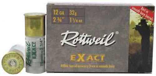 "RottweilExact 12ga Standard, 12ga, 2.75""Slug/5 Md: 2317469"