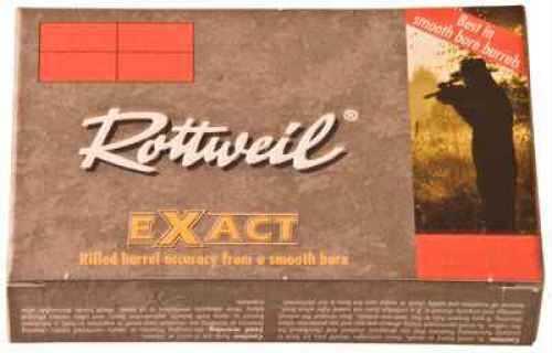 "Ruag Ammotec USA Inc 2317471 Rottweil Exact 20 ga 2.75"" .94 oz Slug Shot 5/Box"