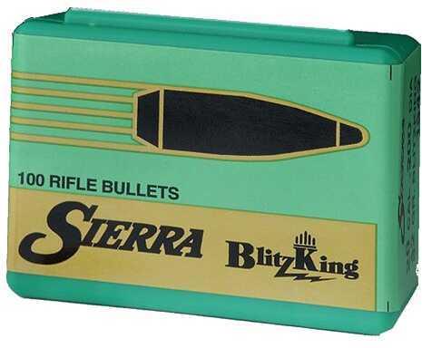 Sierra 25 Caliber 90 Grains Blitzking/100 Md: 1616 Bullets