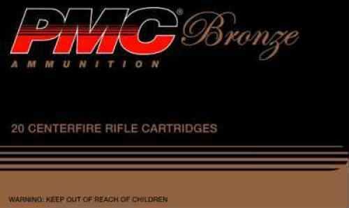 PMC Ammunition Bronze 7.62X39 123Gr FMJ Ammunition 762A