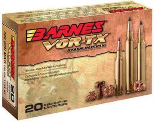 Barnes 21567 300WSM 150 TTSX BT Per 20 Ammunition