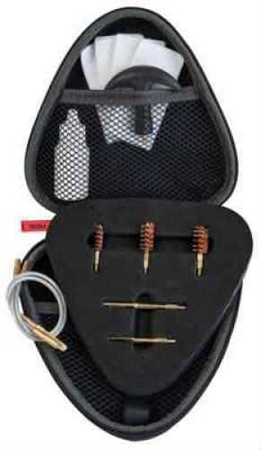 Model: Gun Boss Pro Fit: .22, .357, .38, .40, .45, 9mm Type: Cleaning Kit Manufacturer: AVID Model: Gun Boss Pro Mfg Number: AVGBPRO-P