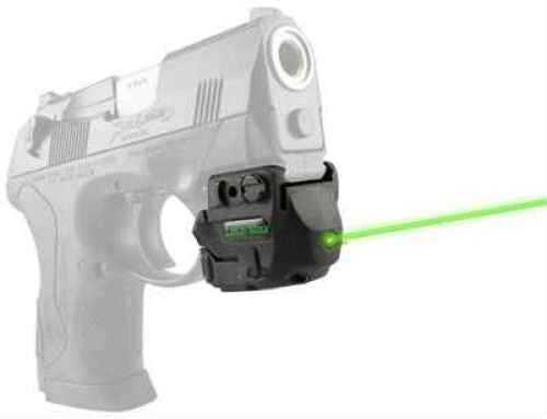 Lasermax Lasermax GENSIS Green Rail Mount Laser RECAHRG