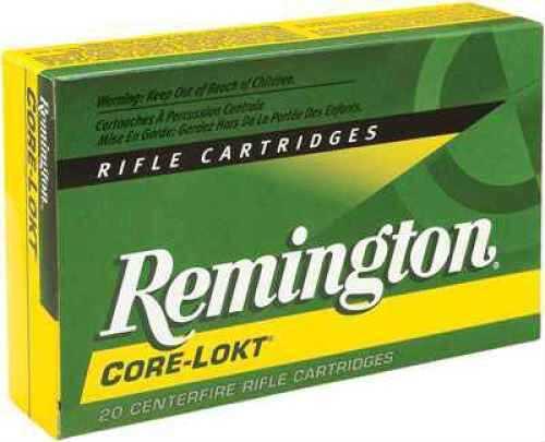 Remington 7X64 BRENKE 140G PSP-CORELK 20B