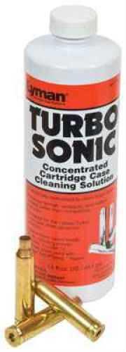 Lyman 7631705 Turbo Sonic Brass Case Cleaner 1 Universal 16 fl oz