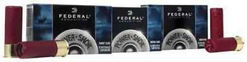 "Federal F103FRS Power-Shok 10 Gauge 3.5"" 1 3/4 oz Slug Shot 5 Box"