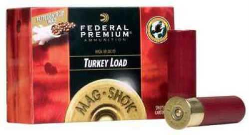 """Federal Pfc159F6 Mag Shok 12 Ga 3"""" 2Oz # 6 Turkey Per 10 Ammunition"""