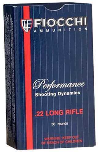 22 Long Rifle 40 Grain HP (Per 50) Md: 22FHPSUB