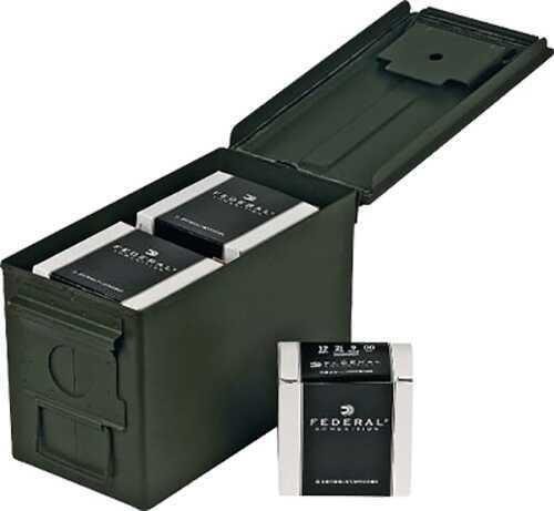 "Federal Cartridge 12 Gauge 2.75"" 00 Buck In Ammo Can (Per 175) Md: XM12700AC"