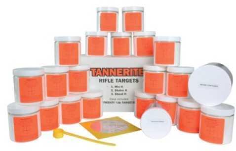 TanneriteTannerite Pp20 Exploding Target Single Case Of 20 1/2 Pounders 20 Pack