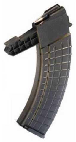 SKS 7.62X39mm Magazine 30 Round, Black Md: SKS-A4