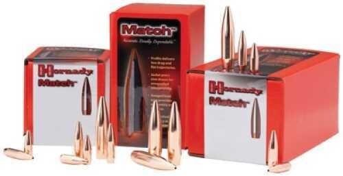 "Hornady 30 Caliber Bullets .308"" 195 Grain BTHP (Per 100) Md: 3095"