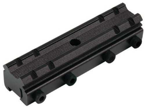 Truglo TG8953B 1-Piece Base For Weaver Style Black Finish