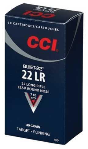 CCI/Speer Hunting 22LR 40Gr Gamepoint 50 5000 960