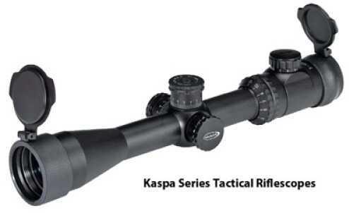 Weaver Kaspa Series Riflescopes 1.5-6X32 Illuminated Ballistic-X Tacitical Md: 849813