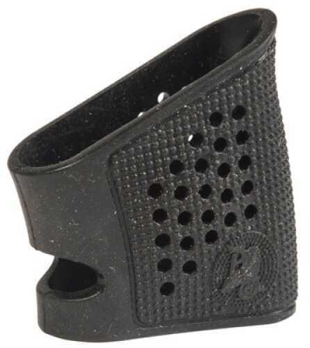 Pachmayr 05173 Gloves Grip S&W Bodyguard Black Rubber