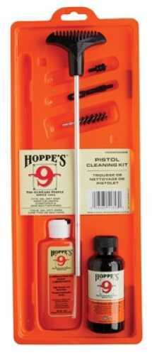 Hoppes Gun Cleaning Kit W/Aluminum Rod .22 Caliber Pistol Md: PCO22B