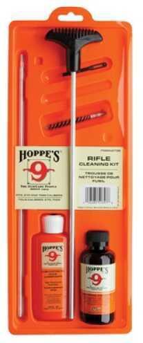 Hoppes Gun Cleaning Kit W/Aluminum Rod 270, 7mm, 280 Caliber Md: U270B