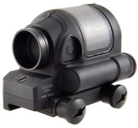 "Trijicon SRS01 Reflex 1X 28mm Obj 4"" Eye Relief 1.5 MOA Matte Black"