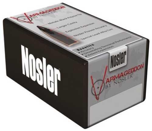 Nosler 17240 Varmageddon 22 Caliber .224 55 GR Flat Base Tipped (FBT) 100 Box