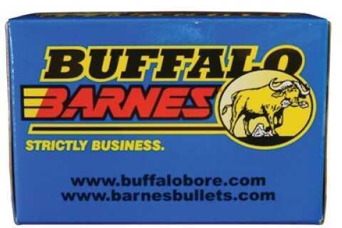 Heavy 357 Magnum 125 Grain Barnes XPB (Per 20) Md: 19J/20