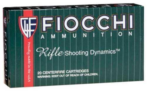 Fiocchi 308D Rifle Shooting 308 Winchester (762 Nato) BTSP 165 Grain 20Box/10Case
