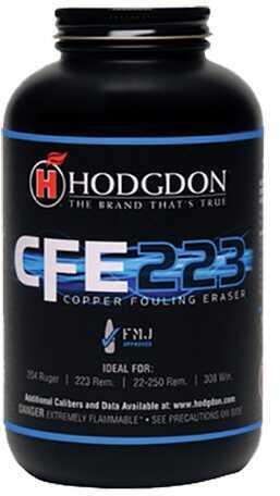 Hodgdon Powder CFE 223 Smokeless 1Lb